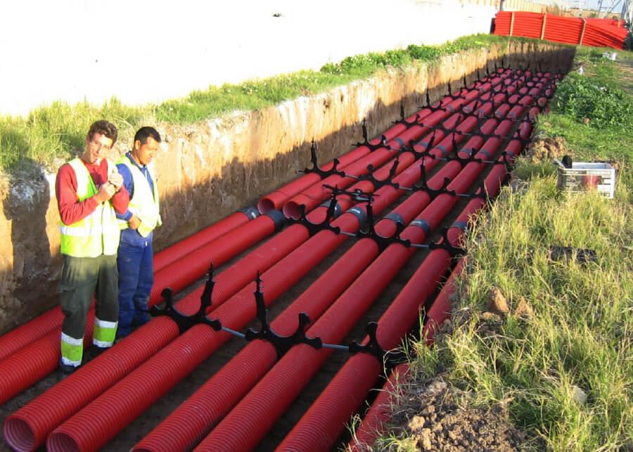 Binaria-CGC-16-Soterramiento-linea-electrica-132kv-Fuente-de-San-Luis