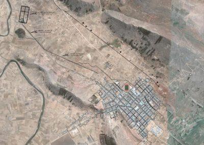 Mejoramiento y ampliación de sistemas de agua potable y desagüe de la localidad de Huancané (departamento de Puno), Perú.