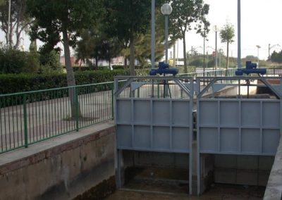 Integración de automatización del sistema de riego localizado en C. R. Villarreal. Castellón, España.
