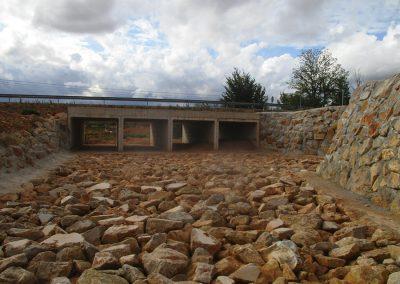 Adecuación de los canales de vertido del Aeropuerto de Castellón, Nivel 1