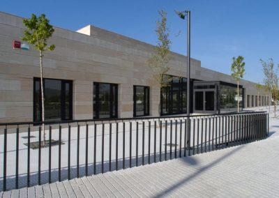 Centro de control y gestión para la Comunidad de Regantes del Alto Vinalopó, en Villena. Alicante, España.