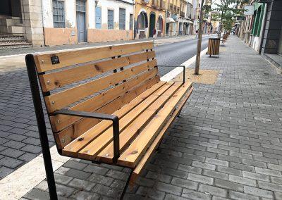 Reurbanización de la Calle Colón en Dénia (Alicante).