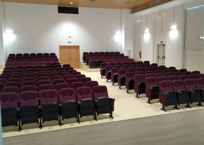 Adecuación y reforma Sala Multifuncional al Jaume I Fase I