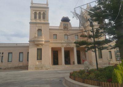 Obras de acondicionamiento y mejora de las Salas de Exposiciones Temporales del MARQ